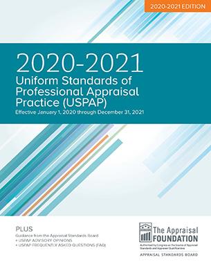 2020-2021 USPAP Standards